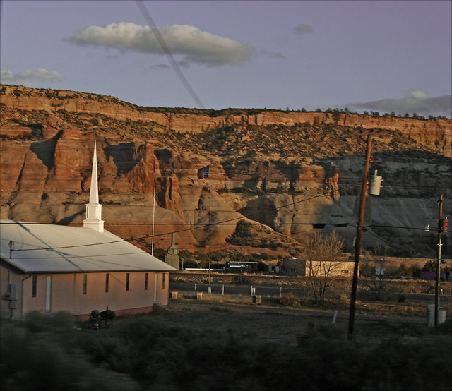 Arizona, Church