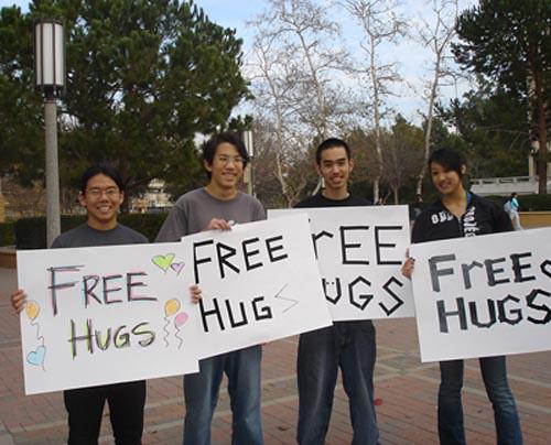 Free Hugs Campaign International
