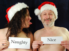 Day 48 (413) - Naughty or Nice? (Ginger_Blue) Tags: santa naughty ginger nice moo gary bsb interestingnesspage fgr 365days explore1 explorehomepage 365more 365alumni