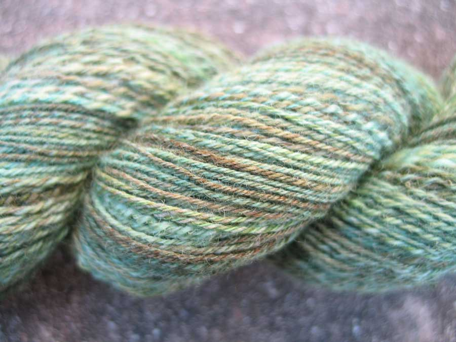 prs 3ply skein close