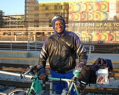 Gil the Bay Area bike commuter
