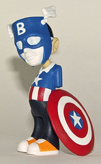 Captain Billy (jimmy foo) Tags: captainamerica upperplayground fifty24sf samflores getsmallseries billybronze