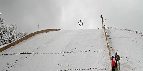 Norge Ski Jump Practice 2008