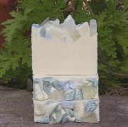 Cool icy peppermint - Glacier soap (savonara) Tags: shop soap blackberry handmade mint fresh clean etsy lemongrass mdc disher savonara