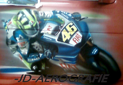 valentino rossi the doctor sticker. valentino rossi eye coloe