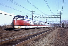 Train of the Future (brooklynparrot) Tags: trains turbo amtrak 1970s northeast locomotives railroads penncentral turbotrain unitedaircraft