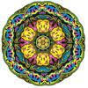 design 1 (Ms Pacman) ~(K-FUN#9)~ (Gravityx9) Tags: abstract photoshop kaleidoscope chop multicolored magical smorgasbord ithink americaamerica supershot kfun psart 030708 colourartawards coloursplosion kaleidospheres allkindsofbeauty kfun9