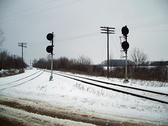 Pitt Junction (railnut19) Tags: mi cn bay great central lakes grand arbor western ann trunk signal aa glc durand gtw saginaw tuscola tsby