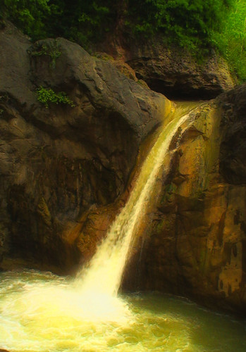 Bugasok falls