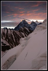 The Gasherbrums (dani.Co) Tags: pakistan mountain snow mountains berg nikon shots hiking climbing karakoram montaa outstanding 8000 gondogoro supershot abigfave danico colorphotoaward travelerphotos theperfectphotographer spiritofphotography gashebrum danicophoto