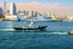 ボート(like miniature)