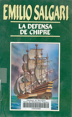 Emilio Salgari, La defensa de Chipre