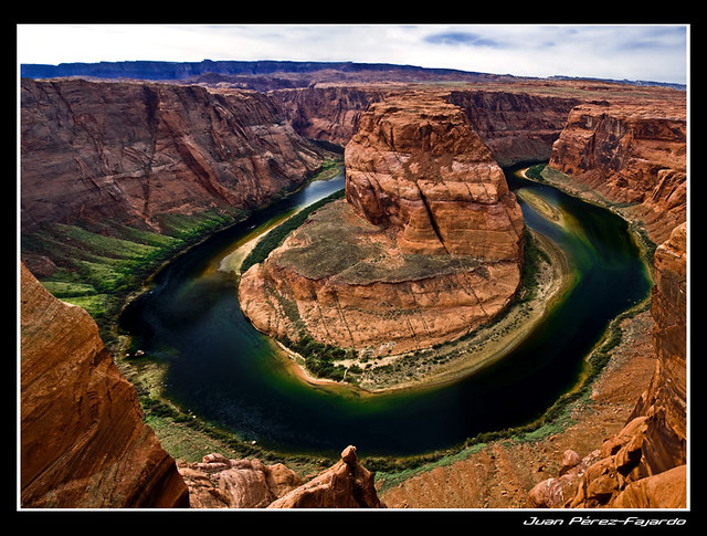 Horseshoe Bend point