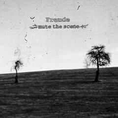"""fremde/mute the scene split 7"""" cover"""