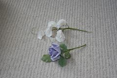 Sugar rose, sweet pea (caroline&james) Tags: sweetpea sugarrose cakedecorating