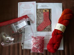 Loopy Ewe May Sock Kit