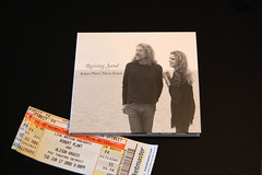 Robert Plant and Alison Krauss (Rooey202) Tags: music tour cd livemusic robertplant alisonkrauss raisingsound