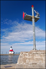 St. Joseph Harbor Entrance
