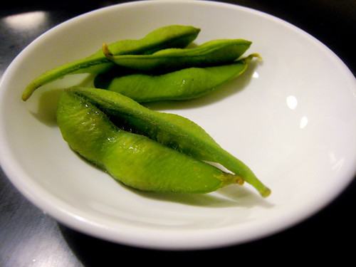 Edamame by Flickr user haynes
