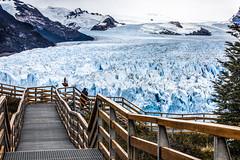 Camino al Glaciar (Anahí Solange) Tags: approved glaciar perito moreno argentina patagonia glaciers nieve frio ice winter lake landscape nature hielo