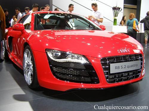 Salón del Automóvil Barcelona 2009 - Audi (I)