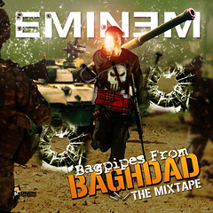 Eminem: Bagpipes From Baghdad Mixtape