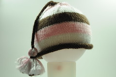 Children's Knit Hat (Tassel)