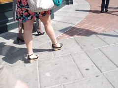 Candid Heels in DC  May 2011 (Candid Heels) Tags: