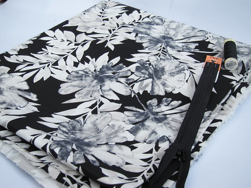 Floral Cotton Fabric for Ginger Sewalong