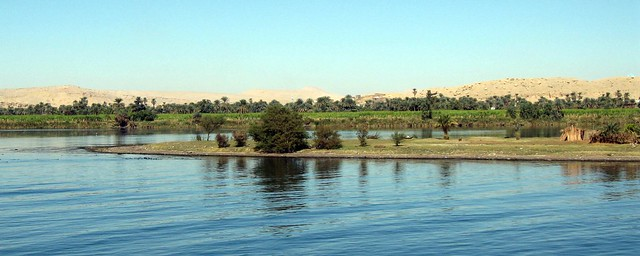 Along the Nile 5
