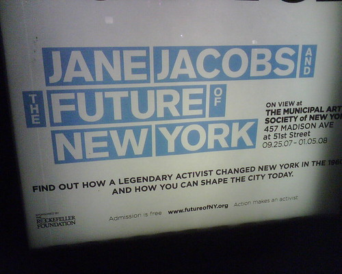 jane jacobs and the future of