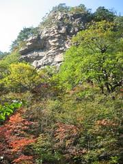 Fall Colors at Soraksan