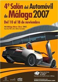 IV salon Automovil de Malaga 2007