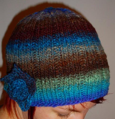 Basic kureyon hat