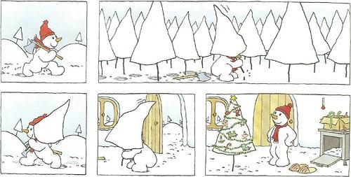 snowman clip 2
