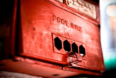 .post box. (Os Sutrisno) Tags: city red color nikon singapore post mail box amoy d80 myfacebook