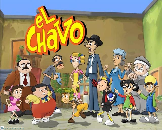 El Chavo serie animada