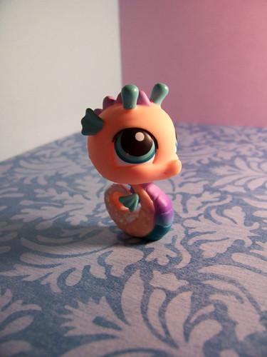 seahorse. by thatlunagirl.