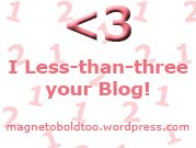I+Love+Your+Blog+Award