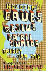 Caves Poster, Holocene, Portland, Oregon