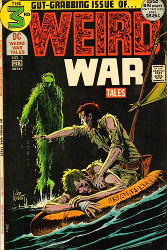 DC - Weird War Tales - No.3 - Feb,1972 by DaddyNewt.