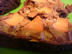(Veggie) Bacon Brownie