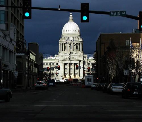 El parlamento estatal de Idaho