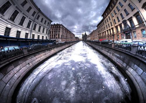 Griboedova canal