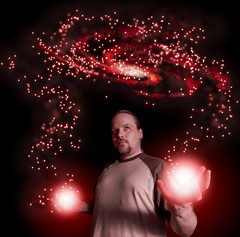 Redshift (Cayusa) Tags: red selfportrait photoshop self bart galaxy yeartwo 365 universe day35 redshift aos 365days explored interestingness126 i500 366days daythirtyfive 365explored 365035 awarenessofself 365daysyeartwo 365day035 explore04feb08