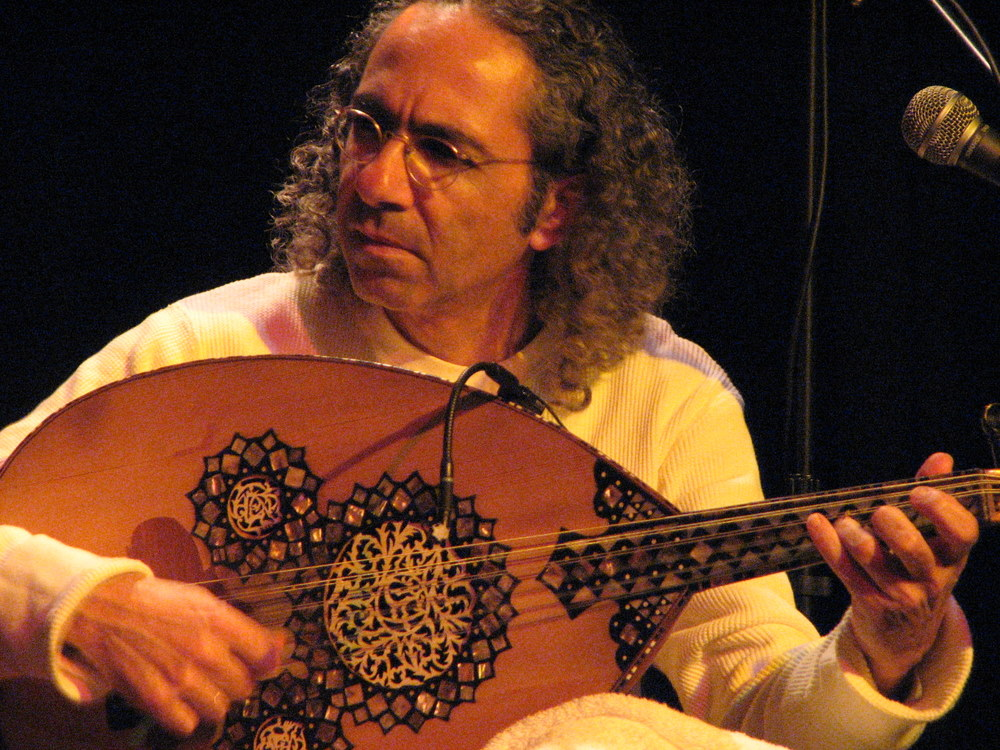 Oud-Spieler Yair Dalal- nur ein Beispiel für die Pluralität jüdischer Musik