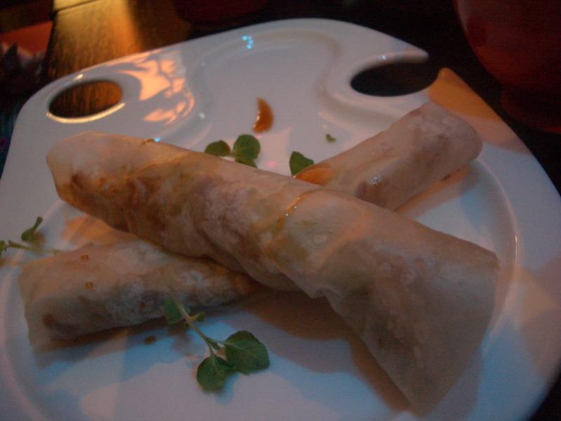 Cafe Bamboo Menu Braddon
