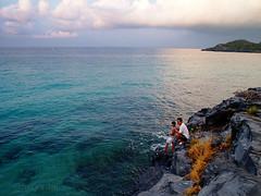 koh srichang at the other side (AraiGodai) Tags: island interesting explore gulfofthailand araigordai kohsrichang atsadangbay raigordai araigodai