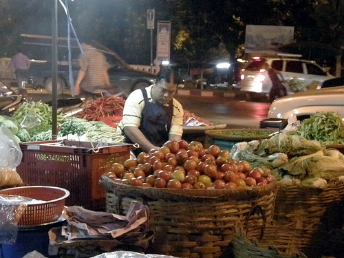 Bangkok Fruit and Vegetable Market