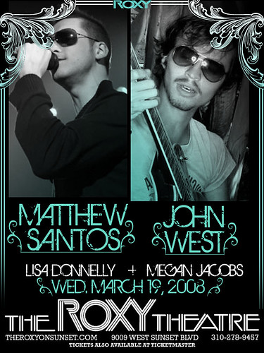 Matthew Santos - 3/19